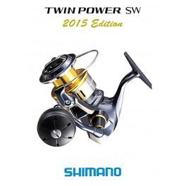 18ff9ec16cb SHIMANO TWIN POWER SW-B 5000 XG - Armeria Due Punti Sport