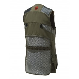 Gilet Beretta Sporting Vest Dark Olive Armeria Due Punti Sport
